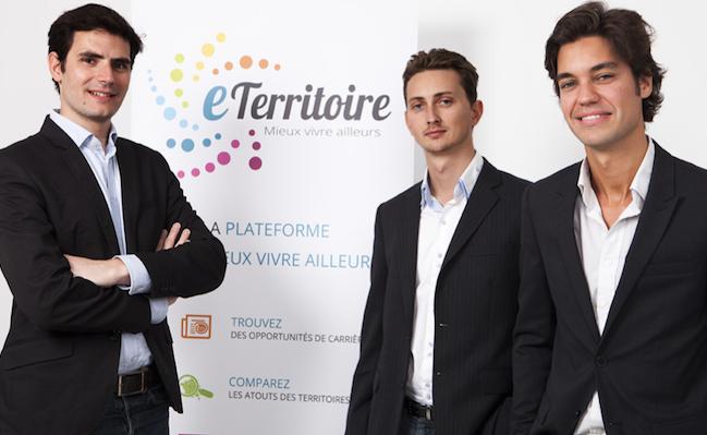 Photo de La start-up du jour : eTerritoire aide les communes françaises à s'unir en réseau