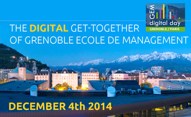 Photo de Le GEM Digital Day : un événement à l'heure de l'économie digitale