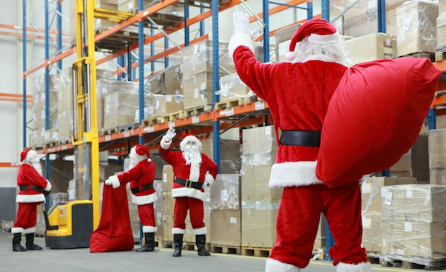 Photo de E-commerce: comment marchands et logisticiens préparent Noël
