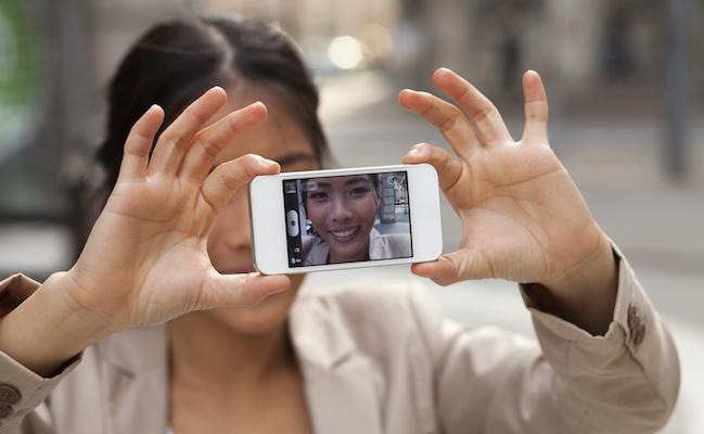 Photo de [Bon App] Midpic, pour faire des rencontres en s'échangeant des demi-selfies
