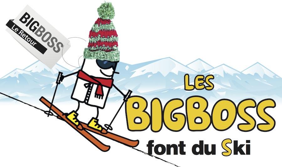 Photo de «Les BigBoss font du ski» persistent et signent pour un 2e opus