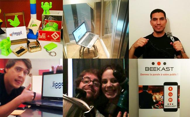 Photo de [Concours – LeWeb'14] Les trois startups qui décrochent leur pass sont…