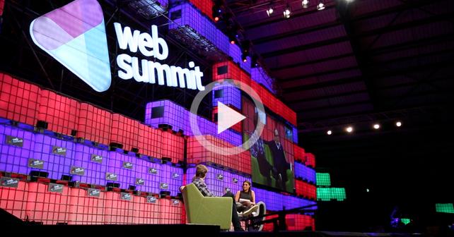 Photo de Reportage sur le Web Summit 2014 à Dublin
