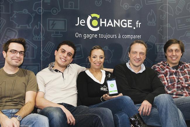 Photo de [Bon App'] JeChange.fr, photographier ses factures pour faire des économies