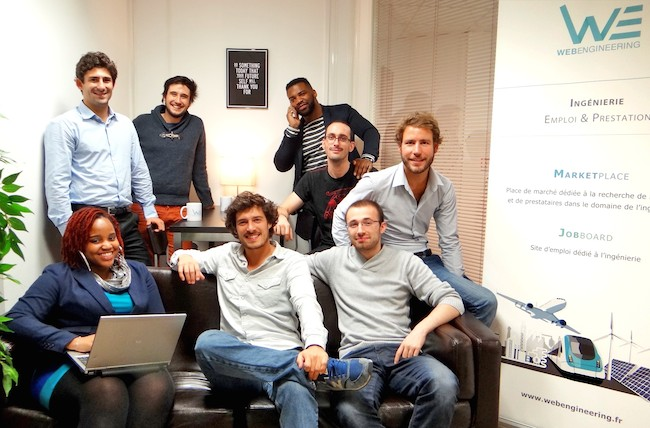 Photo de [Exclusif] WebEngineering lève 150 000 euros pour sa plateforme dédiée à l'ingénierie technique