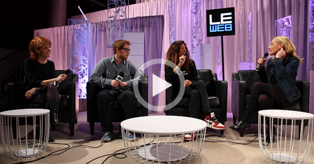 Photo de [LeWeb'14] International Café de la presse : let's talk about French Tech Scene, Big Data and self responsibility