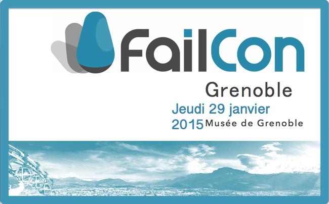 Photo de La FailCon débarque enfin à Grenoble !