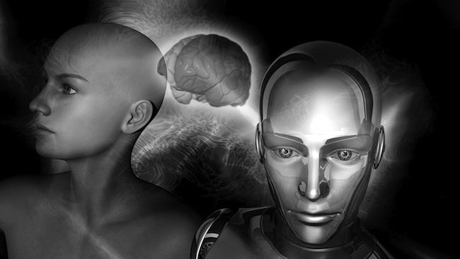 Photo de Pour Stephen Hawking, l'intelligence artificielle c'est «la fin de l'humanité»