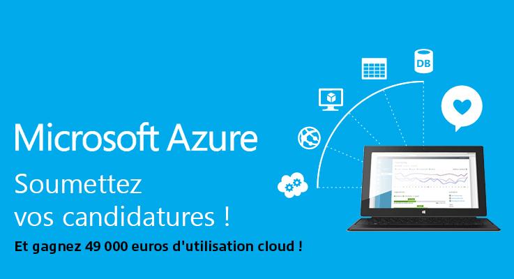 Photo de Microsoft lance un programme Azure à destination des startups