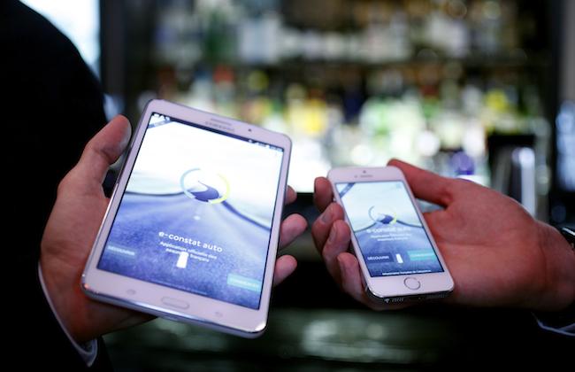 Photo de [Bon App'] E-Constat Auto, les constats à l'amiable passent au mobile