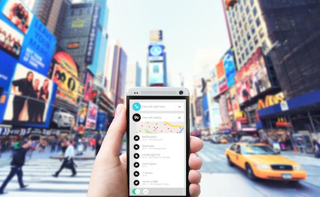 Photo de La start-up du jour: Instabridge, le WiFi en crowdsourcing