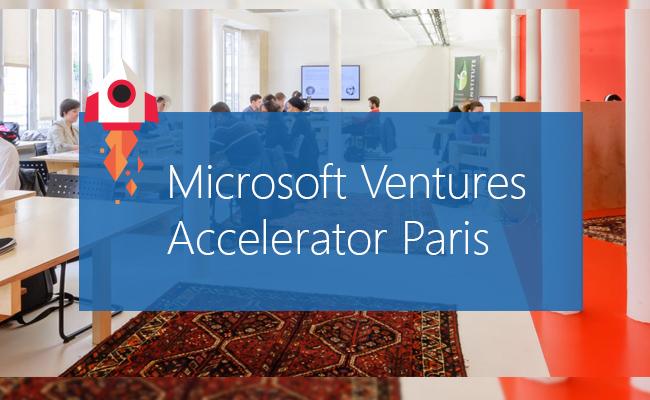 Photo de Nouvelle promotion Microsoft Ventures