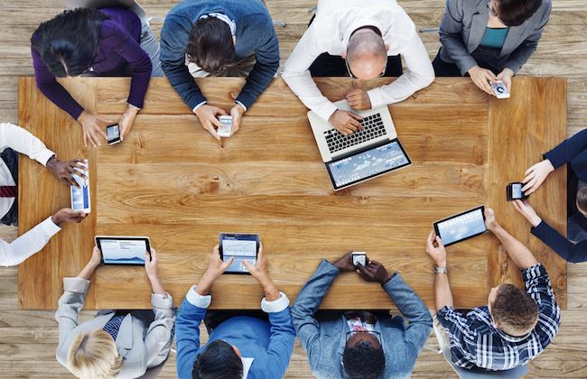 Photo de Non, la collaboration en entreprise n'est pas l'apanage des Millennials