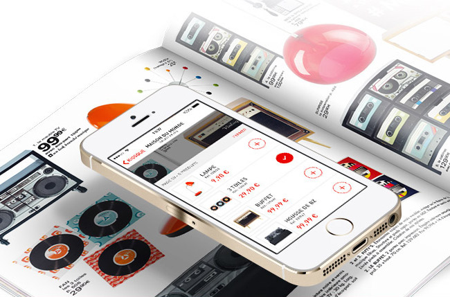 Photo de [Bon App'] Overlay, le shopping en réalité augmentée