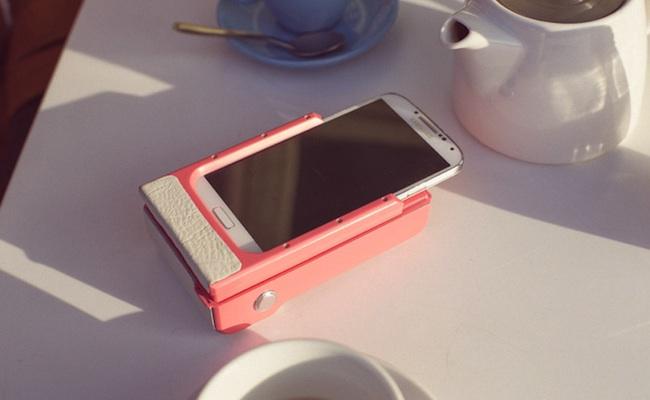 Photo de Prynt transforme le smartphone en Polaroïd et explose les compteurs sur Kickstarter