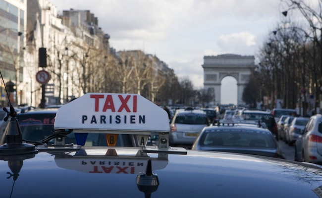 taxis-paris