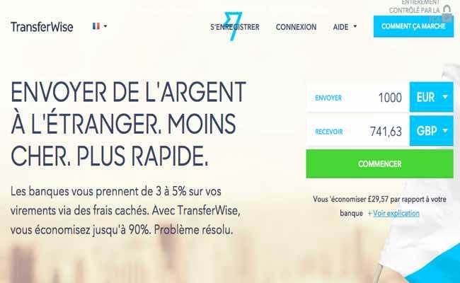 Photo de L'anglais TransferWise accélère son developpement à l'international