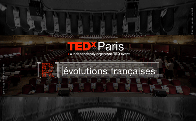 Photo de TEDxParis 2015