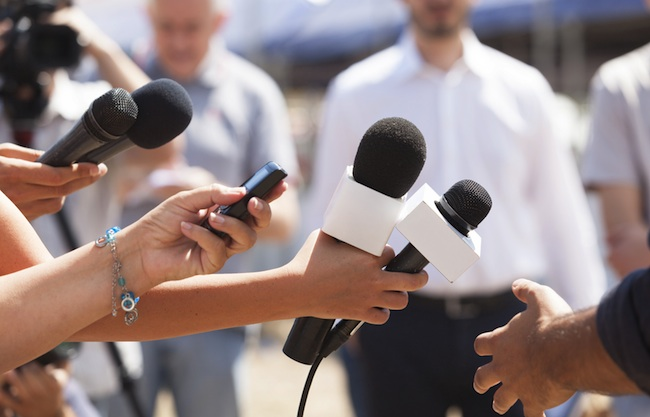 Photo de Médias, épargnez-nous – s'il vous plaît – la vacuité des professionnels de «la com»