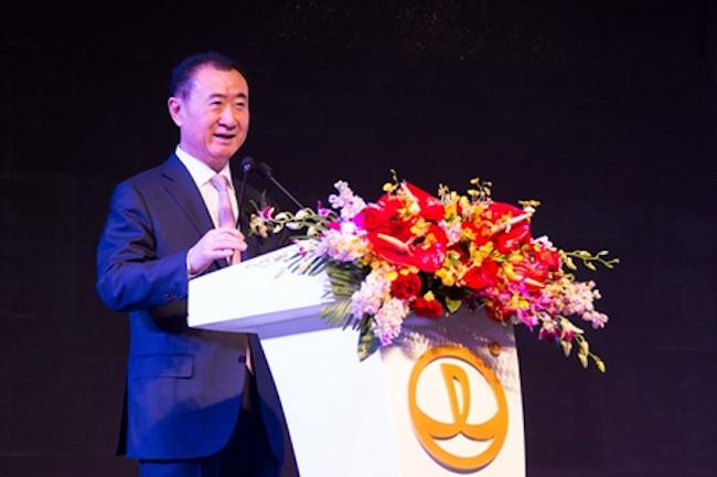 Photo de Marketing sportif: le Chinois Wanda Group met la main sur Infront Sports & Media