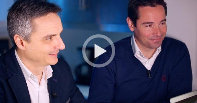 Photo de Le débrief de la semaine avec Romain Lavault (Partech Ventures) et Hervé Brunet (StickyADS.tv)