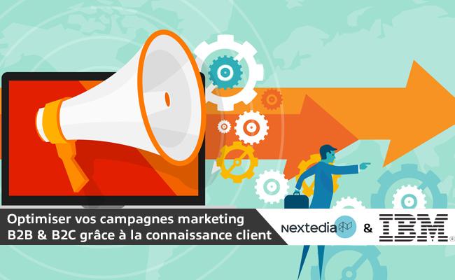 Photo de [Atelier en ligne] Optimiser vos campagnes marketing B2B & B2C grâce à la connaissance client