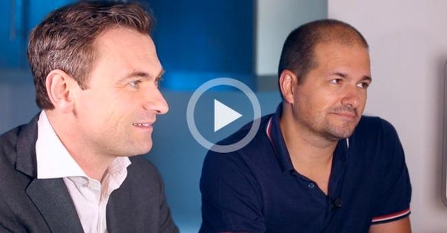 Photo de Le débrief de la semaine avec Stephan Ramoin (Gandi) et Benoît Legrand (ING)