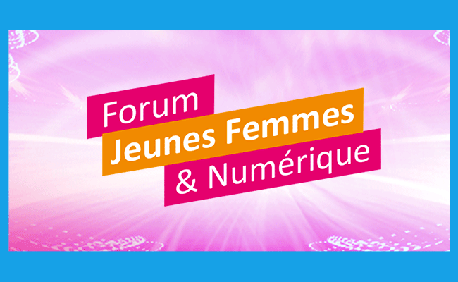 Photo de Forum Jeunes Femmes & Numérique