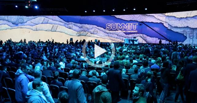 Photo de Adobe Summit: entre techno et «human API»