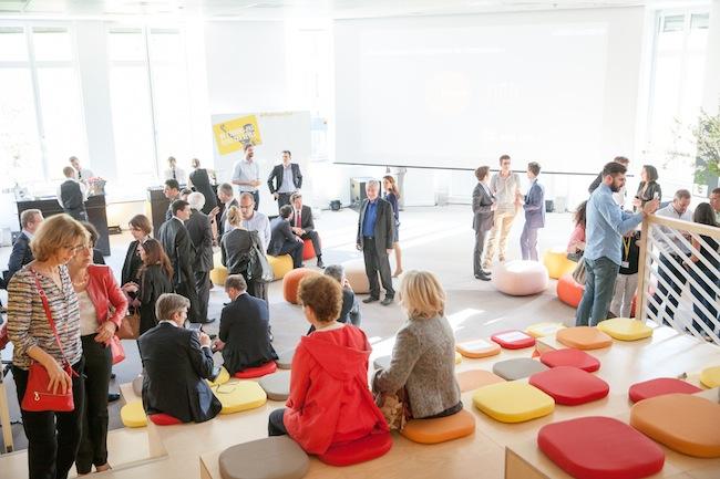 Photo de Avec son Hub, Bpifrance veut provoquer le coup de foudre entre start-up et grands groupes