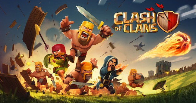 Clash Of Clans L Art De Devenir Un Blockbuster Et Une