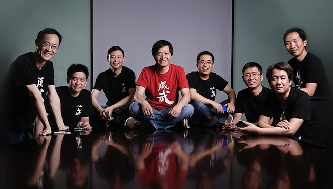 equipe-xiaomi 2