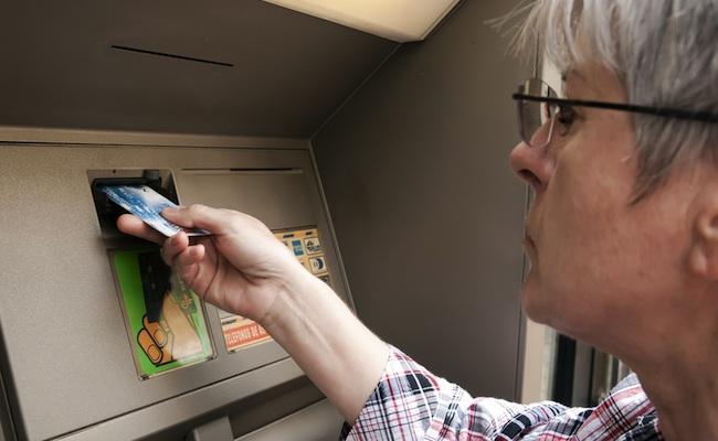 Photo de Des chercheurs chinois inventent le distributeur de billets à reconnaissance faciale