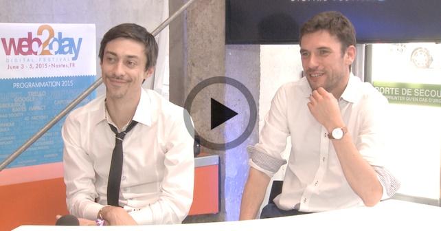 Photo de Le Débrief de la semaine avec Adrien Poggetti et Adrien Suire depuis le Web2day