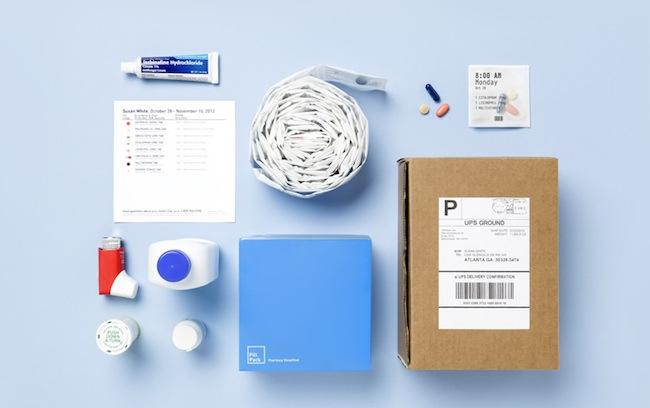 Photo de Les médicaments livrés à domicile, l'Américain PillPack lève 50 millions…