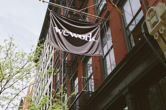 Photo de WeWork, le spécialiste américain du partage de bureaux, valorisé 10 milliards de dollars
