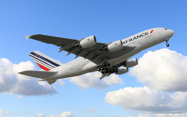 Photo de Air France, plein gaz sur la transformation numérique