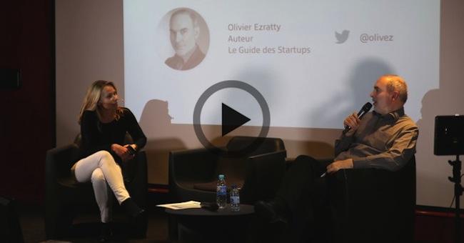 Photo de Olivier Ezratty: «Pour lever des fonds, il ne suffit pas d'être bon, il faut être le meilleur»