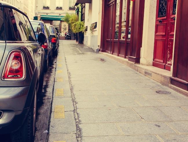 paris-voiture