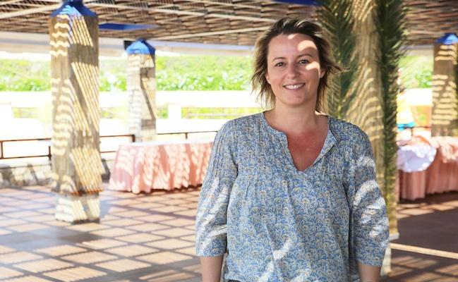 Photo de Valérie Dassier, responsable du digital de Comptoir des Cotonniers: «l'internationalisation est un sujet»