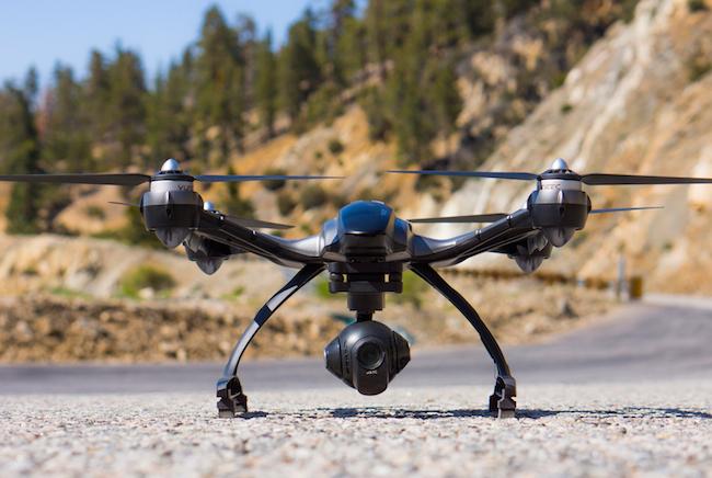 Yuneec-Drone