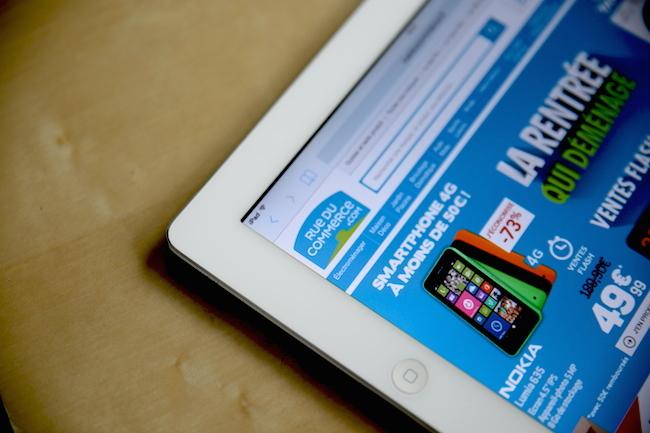 Photo de Avec Rue du Commerce, Carrefour met la main sur 428 millions d'euros de chiffre d'affaires en ligne