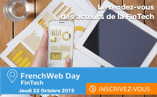 Photo de FrenchWeb Day FinTech: iZettle, Unilend, Smart Angels, Bankin, Credit Mutuel Arkea
