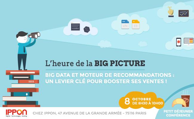 Photo de Target 2 Sell: Big data et moteur de recommandation, un levier clé pour booster ses ventes !