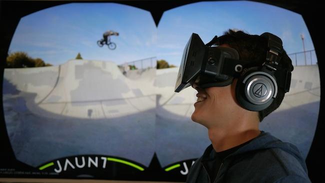 Photo de Walt Disney et Axel Springer voient l'avenir en réalité virtuelle