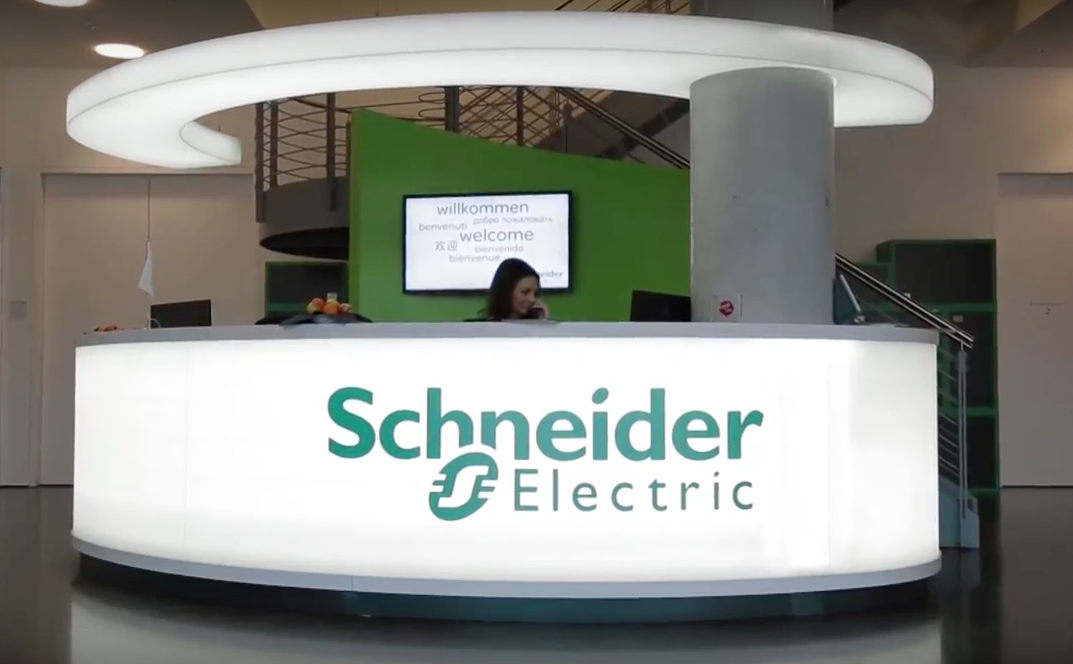 Photo de Schneider Electric face au défi du «tout-connecté»