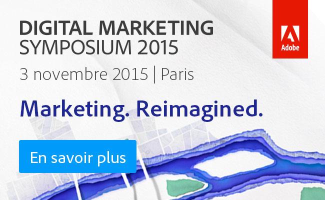 Photo de L'évênement à ne pas manquer! Digital Marketing Symposium 2015