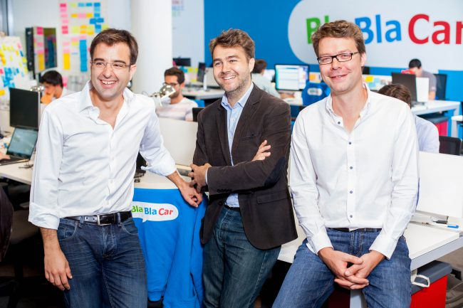 Photo de BlaBlaCar veut devenir un courtier en assurance automobile