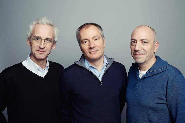 Pierre-Emmanuel Calmel, Quentin Sanni é, Emmanuel Nardin ensemble1_web