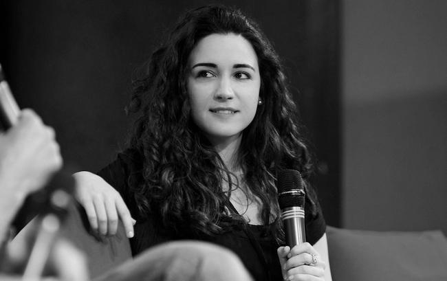 Photo de [Femme de la Tech] Roxanne Varza «J'ai découvert un monde de gens brillants, créatifs et passionnés»